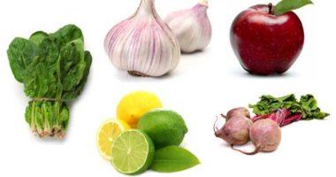 TS.BS. Lê Thanh Hải: 14 thực phẩm giúp làm sạch lá gan!
